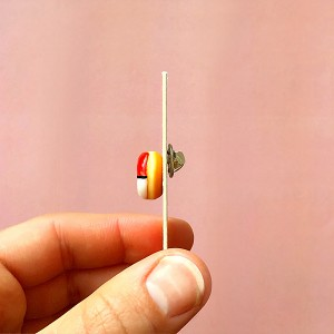 miniDONUT Pokenut Pin
