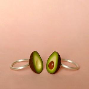 miniGARTEN Avocado Ringe