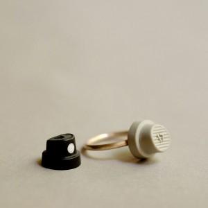 mini Cap Ring