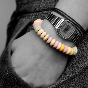 miniPOP Zuckerperlenarmband